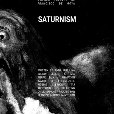 Poster Saturnism HD