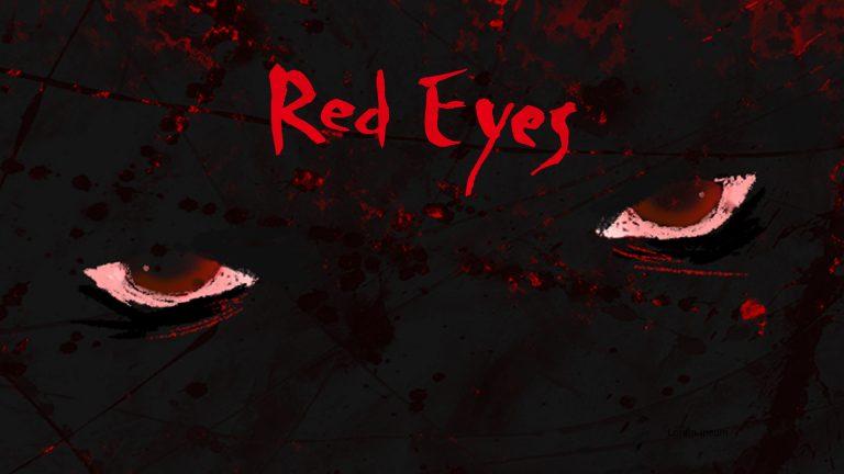Red Eyes Landscape no credit